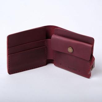 Гаманець з кишенею для монет «Gazda Marsala»