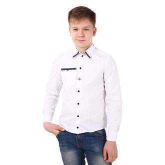 Рубашка для мальчика Marco (R048000) от TM Timbo