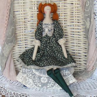 Кукла в стиле Тильда Молли 52см ВНИМАНИЕ БОНУС !!!