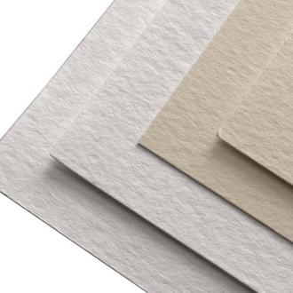 Бумага для акварели Fabriano Unica Crema мелкое зерно B2 (50х70см) 250 г/м2