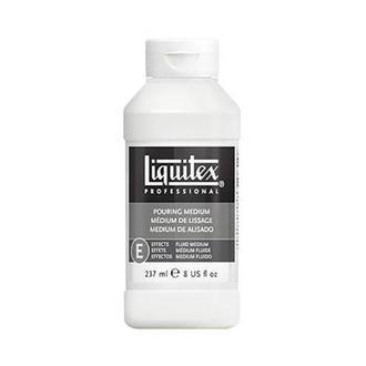 Медиум Liquitex Pouring medium эпоксидный эффект лужи 237 мл