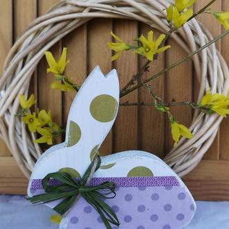 Кролик пасхальный, декор