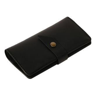 Шкіряне портмоне «Promin Black»