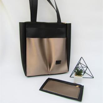 Большая сумка - шоппер