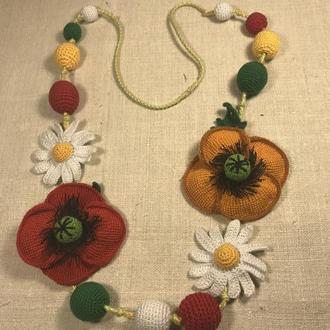 Слингобусы цветы