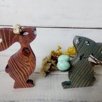 Пасхальные зайчики