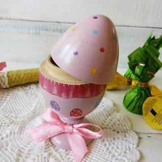 Пасхальное яйцо с сюрпризом