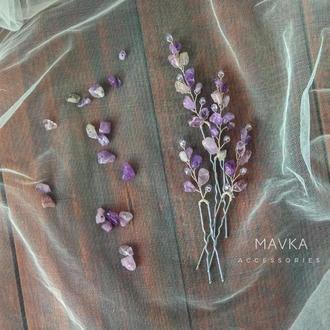 Шпильки, украшения для невесты