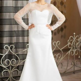 Платье А-силуэт 01-03