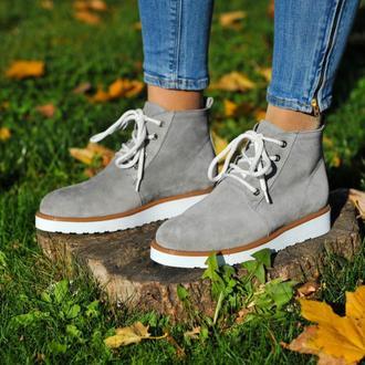 Ботинки демисезонные женские Aura Shoes 7484700