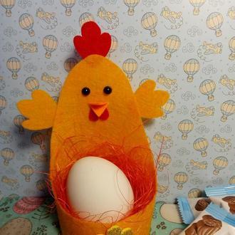 Пасхальная подставка для яйца
