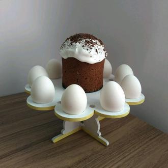 Подставка для пасхи и яиц