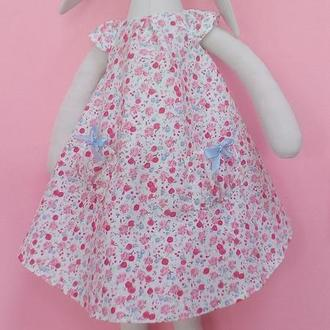 Кукла тильда зайка