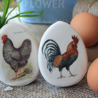 Имбирный пряник Пасхальные яйца