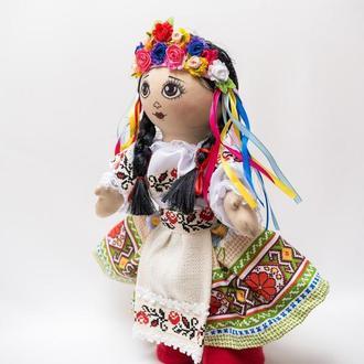 "Кукла большеножка Украинка Vikamade ""Вика"""