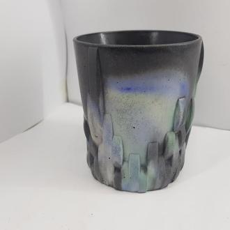 Бокал для коктейлей из бетона, сделанный вручную, стиль Loft - мультицвет 2