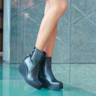 Ботинки демисезонные  женские Aura Shoes 7570200