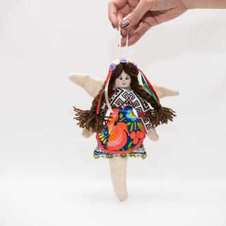 Кукла Vikamade Ангел миниатюра Украина