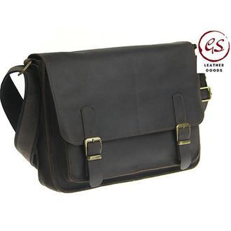 мужская кожаная сумка через плечо мессенджер кожаные сумки для документов сумки А4