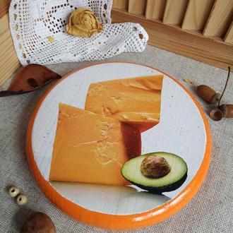 """Сырная доска """"Сыр и авокадо"""""""