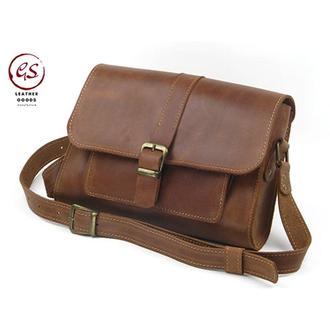 Кожаная женская сумка сумочка через плечо повседневная женская сумка