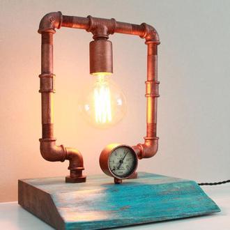 Настольная лампа Bottle