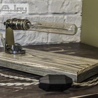 """Настольная лампа """"Pride&Joy"""" (Industrial Table Lamp)"""