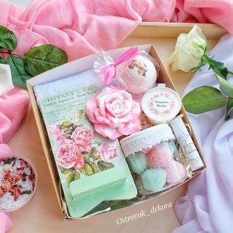 """Набор """"Королева цветов """", подарок для женщины, мамы коллеги, подруги"""