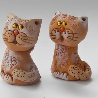 Веселые котики Фигурки котов
