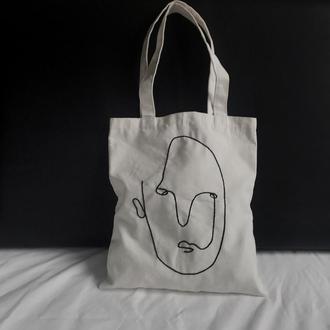Эко сумка шоппер