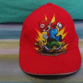 Бейсболка (кепка) Марио