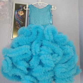 Платье Облако детское