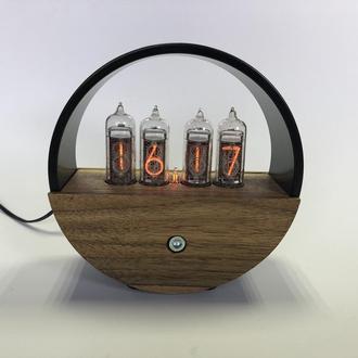 Ламповые ретро часы Nixie clock ( in 14)