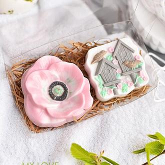 Подарочный набор мыла Love in Spring Птички