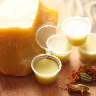 Масло-віск для кутикули «Кропива і хна»