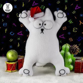 Кот Саймона (белый)
