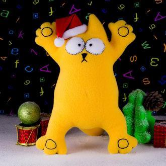 Кот Саймона (желтый)