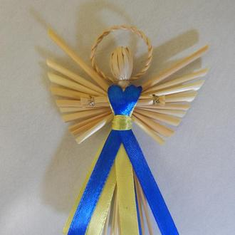 ангел соломяний