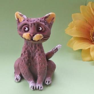 Кот подарок для коллекции котиков