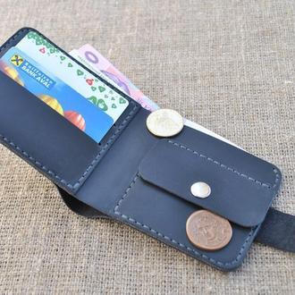 Черный маленький кошелек K59-0