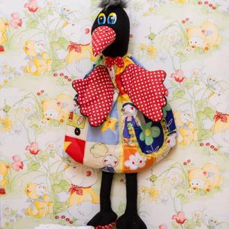 Пижамница Vikamade Ворона