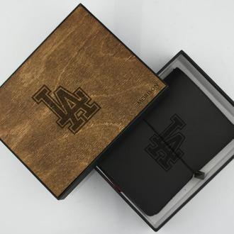 Кожаный мужской блокнот, именной дорожный блокнот, Блокнот со сменным блоком, Подарок мужчине