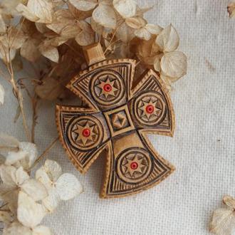 Дерев'яний хрестиак