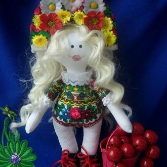 Интерьерная куколка Полякова