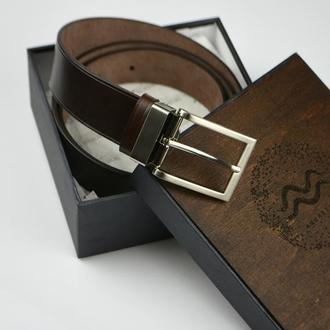 Кожаный мужской ремень, Ремень, кожаный ремень, Кожаный ремень для мужчины, Мужской ремень, Подарок