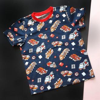 Продаю футболку для мальчика. НОВАЯ ФУТБОЛКА