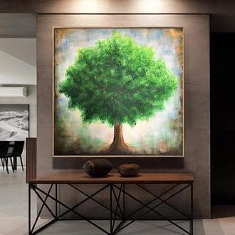 Картина «Дерево», 100/100.