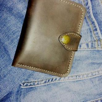 Портмоне кошелек  натуральная кожа