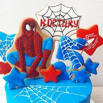 Набор пряник Человек паук