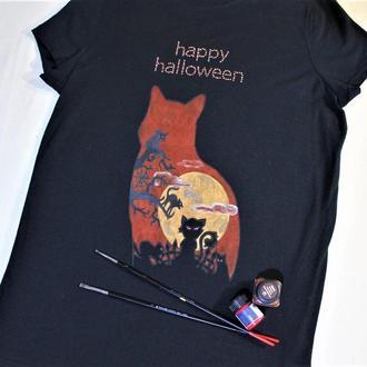 """Футболка """"Happy Halloween"""""""